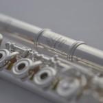 flauto traverso affare acquista argento professionale da studio