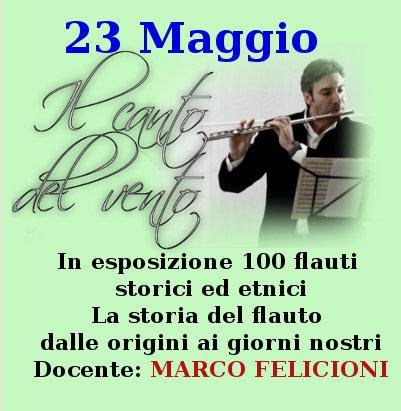 Marco Felicioni - Il canto del vento